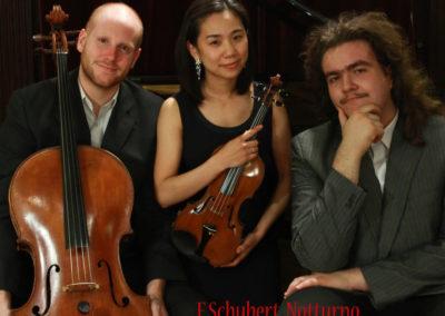 Lumiere Trio - Luke Krafka, Soo Gyeong Lee