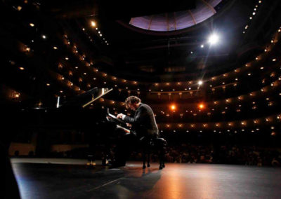 14th Cliburn Competition, Bass Hall, Fort Worth, TX