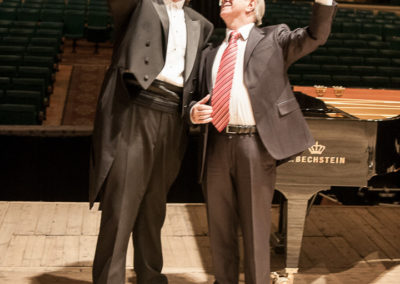 With Dear Maestro, Alllin Vlasenko