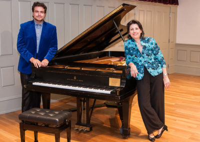 """Double Digits"" concert, with Janice Weber"
